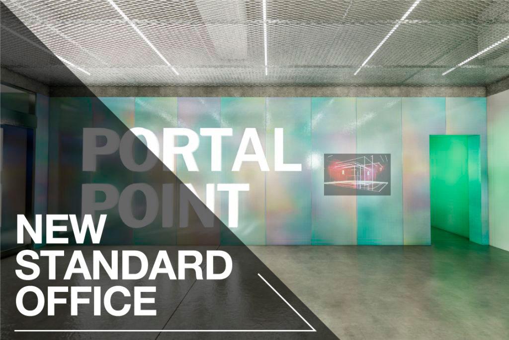 NEW STANDARD OFFICE